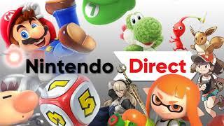 Nintendo Direct Predictions w/ RogersBase