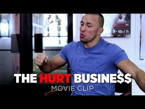 The Hurt Business (Clip 'MMA Break and Possible Comeback')
