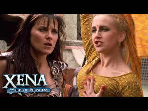 Xena Fights Possessed Gabrielle | Xena: Warrior Princess