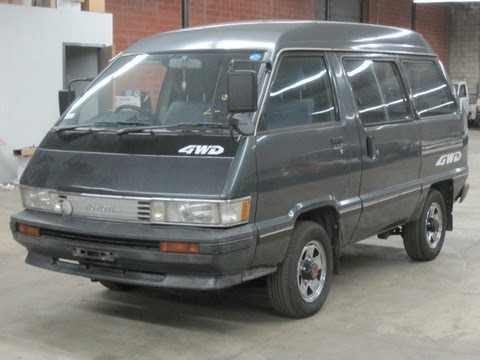 Toyota town ace 1988 год фотка