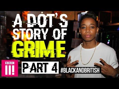 A.DOT'S STORY OF GRIME | GRIMEAGEDDON #GRIME @bbcthree @AmplifyDot