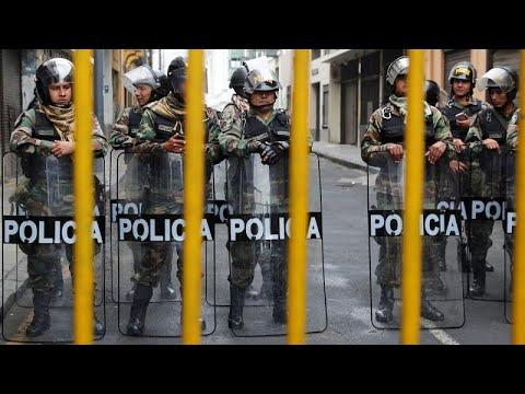 Peru: Parlamentsauflösung sorgt für Proteste und Ausschreitungen