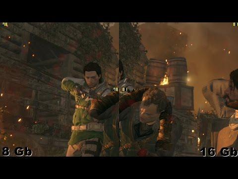 980 Ti хватает 8Gb ОЗУ в Rise of the Tomb Raider