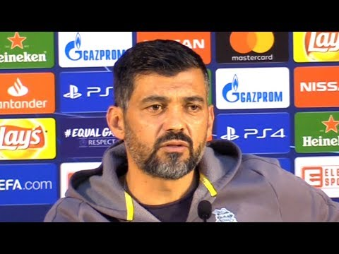 Sergio Conceicao Full Pre-Match Press Conference - Porto V Liverpool - Champions League