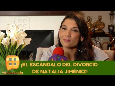 ¡El escándalo del divorcio de Natalia Jiménez! | 20 de enero 2021 | Ventaneando