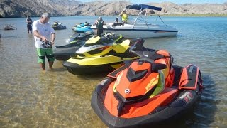 6. 2015 Sea-Doo New Model Media Ride