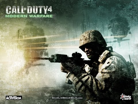 Отжиг GameLand tv   Call of Duty 4  Modern Warfare