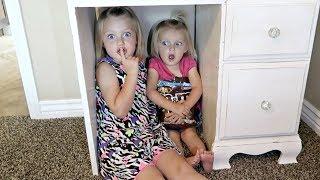 Video Cute Kids Surprise Hide and Seek! MP3, 3GP, MP4, WEBM, AVI, FLV Juli 2018