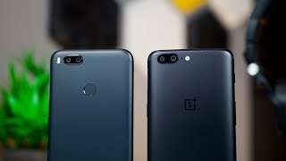 Video Xiaomi Mi A1 vs OnePlus 5 Camera Comparison MP3, 3GP, MP4, WEBM, AVI, FLV Februari 2018