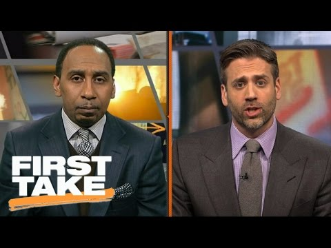 Is Kobe Bryant Too Intimidating To The Lakers? | First Take (видео)