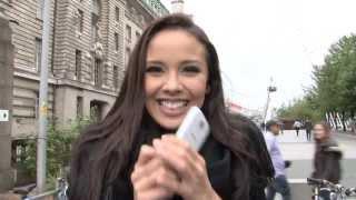 Miss World 2013 Megan Young - Hello London!