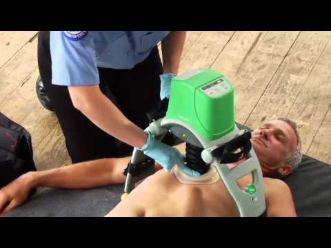 LUCAS Chest Compression System