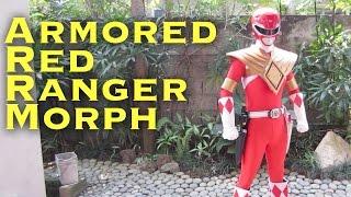 Armored Red Ranger [Power Rangers Morph]
