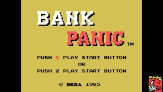 Bank Panic [Level 1 Start] (Sega SG-1000 Emulated) by ILLSeaBass