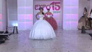 Video Expo 15 México. Pasarela  de vestidos de 15 años, Diseñador Jorge Magno download in MP3, 3GP, MP4, WEBM, AVI, FLV January 2017