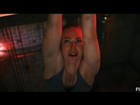Amanda's Death | Escape Room(2020) Movie Scene