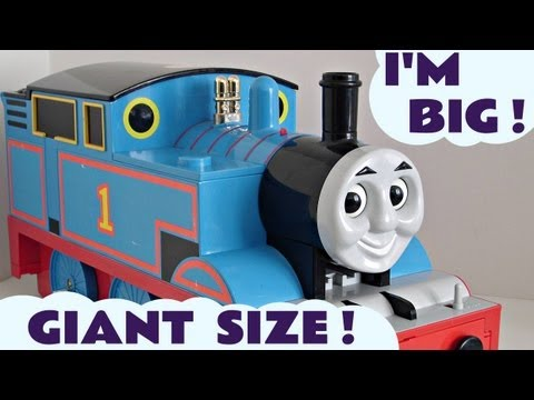 Thomas the tank engine giant set definition
