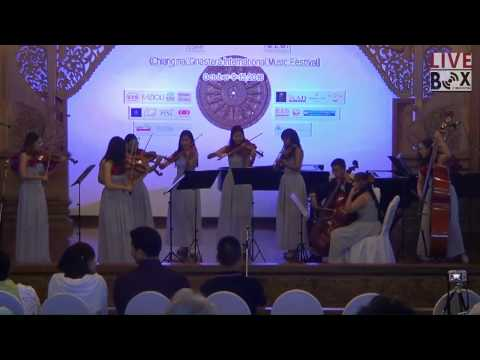 Chiangmai Ginastera International Music Festival [Part 7]