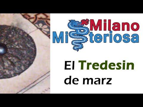 Milano misteriosa, il mistero della pietra tonda il tredesin de marz