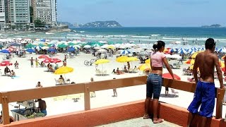 Guaruja Brazil  city photos gallery : Praia de Pitangueiras - Guarujá, Brazil