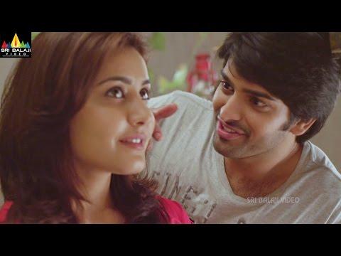 Oohalu Gusagusalade Movie    Rashi Khanna and Naga Shaurya Love Scenes