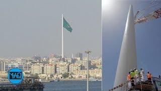 Video Lebih Tinggi Dari Gedung, Inilah 7 Tiang Bendera Paling Tinggi Di Dunia ! MP3, 3GP, MP4, WEBM, AVI, FLV Januari 2019