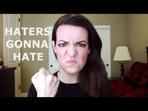 The Five Haters You Meet When You Become a Writer