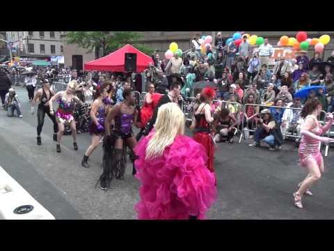 Gotham Organizes Ovation Float for NY Dance Parade