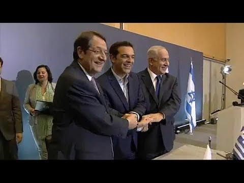 Σύνοδος Ελλάδας-Κύπρου-Ισραήλ: Στο επίκεντρο τα ενεργειακά