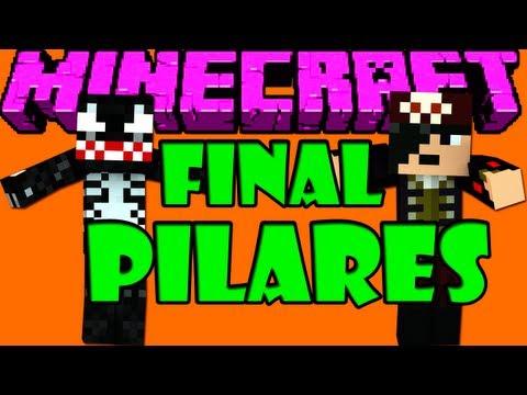 MINECRAFT: Desafio dos 4 Pilares Final Explosivo  XD