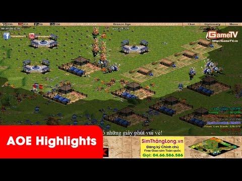 AOE Highlights – Trận đấu được định đoạt chỉ bởi một pha lọt nhà thần thánh