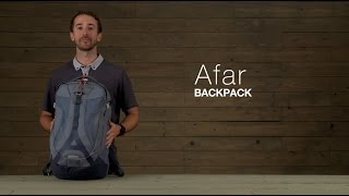 Afar Backpack http://shop.eaglecreek.com/afar-backpack/d/1548C3069?CategoryId=341&Query=Afar%20Backpack Durability meets organization in this maximum capacit...