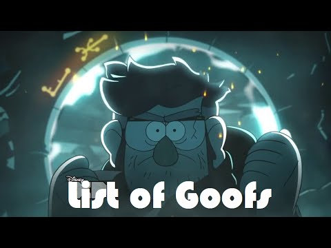 Gravity falls List of Goofs-Not What He Seems