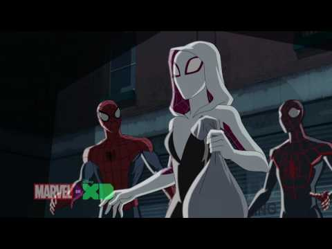 Spider-Gwen! Marvel's Ultimate Spider-Man Vs. The Sinister Six Season 4, Ep. 21 – Clip 1