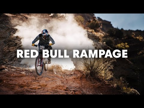 Red Bull Rampage From Start to Finish (видео)