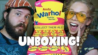MYSTERY UNBOXING! - WARHOL DUNNIES by GRAV3YARDGIRL
