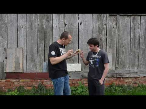 CHILLI SAUCE TEST - Jalapeno Death Sauce