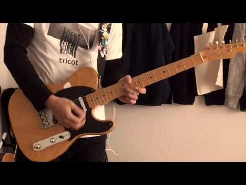 Paper Planes/the band apart(naked) (guitar cover)