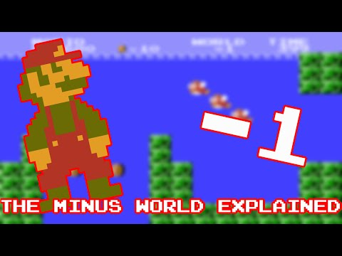 Why the Minus World Glitch Happens — IN-DEPTH TECHNICAL EXPLANATION — Glitch in Depth (видео)