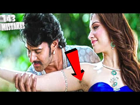 (143 Mistakes) In Baahubali - The Beginning | Plenty Mistakes In Baahubali Full Hindi Movie.