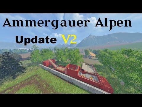 Oberammergau Alps v2.1