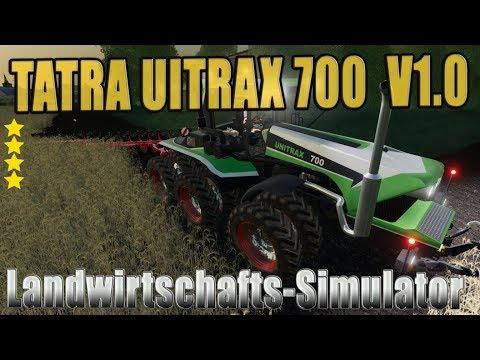 Tatra Uitrax 700 FS19 v1.0