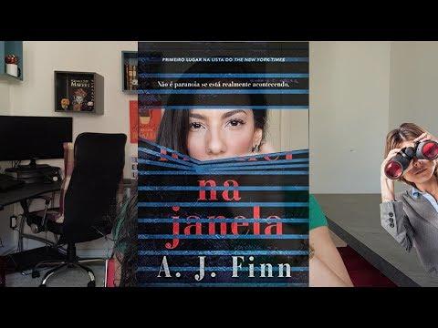 Resenha  de A Mulher Na Janela - A.J. Finn