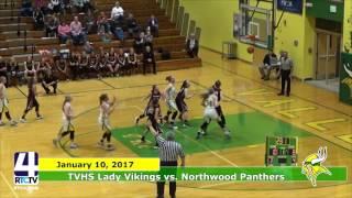 TVHS Girls Basketball vs. Northwood