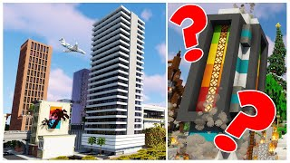Hermitcraft 7   Ep.56: THE ECLIPSE TOWERS (GTA5) & BUTTON 2.0?