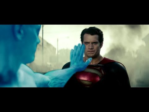 Superman Vs Dr Manhattan Trailer 2