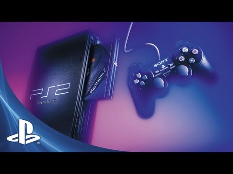 Image of The Evolution of Sony´s PlayStation 2 (PS 2) - Playstation Promo Video