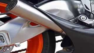 6. Taylormade Racing Honda CBR1000RR Exhaust Inspired By RC213-V Racer + Video