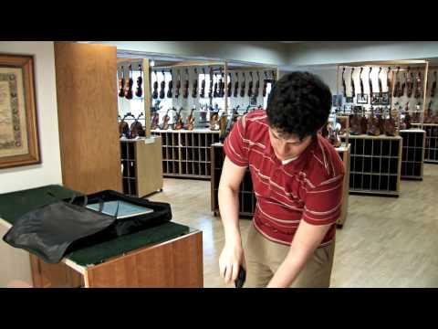 Video - Peak SMS-32 Flat Panel Desk Music Stand | PSM32