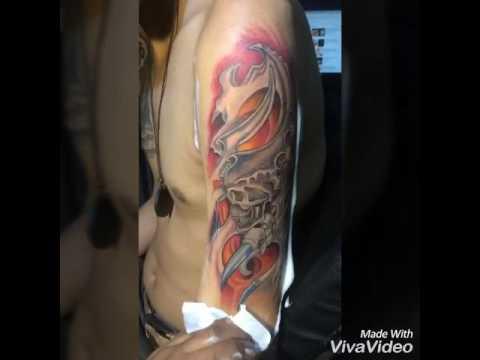 Video Bhaskar tattoo download in MP3, 3GP, MP4, WEBM, AVI, FLV January 2017